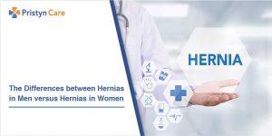 The Differences between Hernias in Men versus Hernias in Women