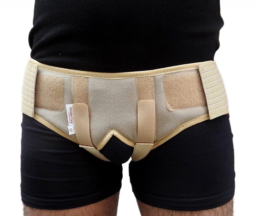 Wonder Care Double Inguinal Hernia Belt