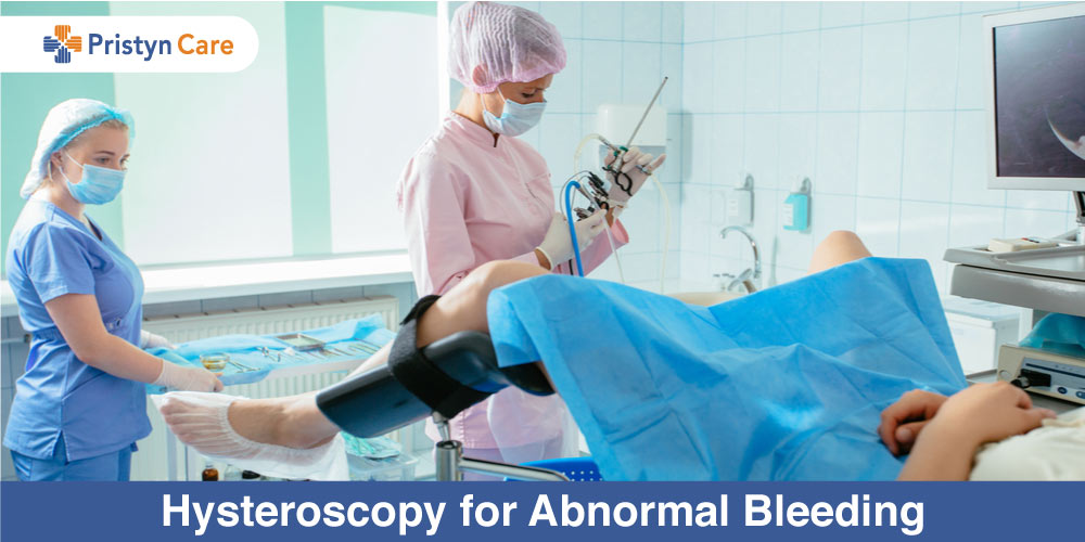 Hysteroscopy for Abnormal Bleeding