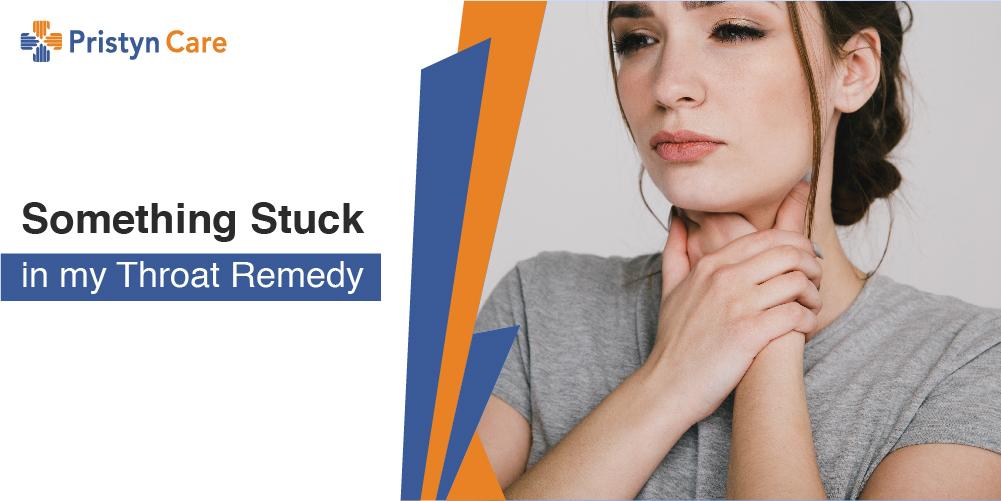 throat problem - pristyn care
