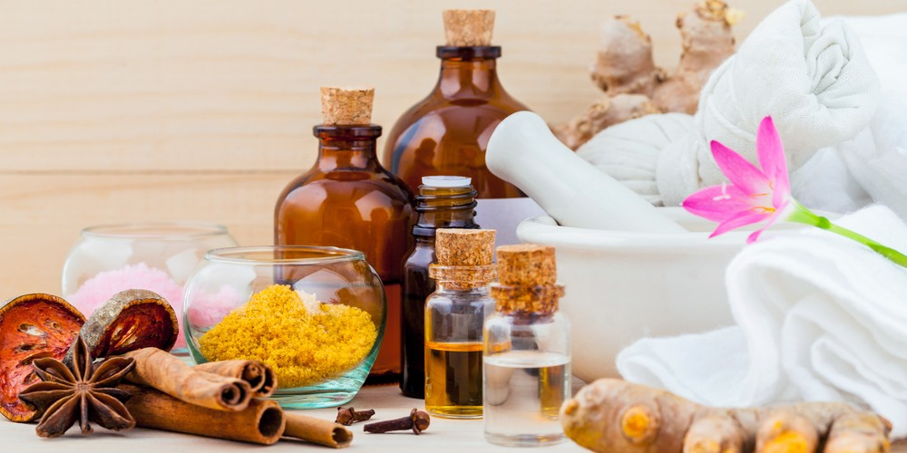 Ayurvedic, homeopathic and allopathy treatment
