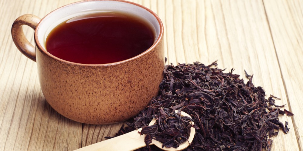Black tea-reduce inflammation of the pilonidal cyst