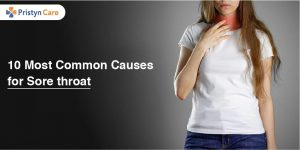 10 Most Common Causes for Sore throat