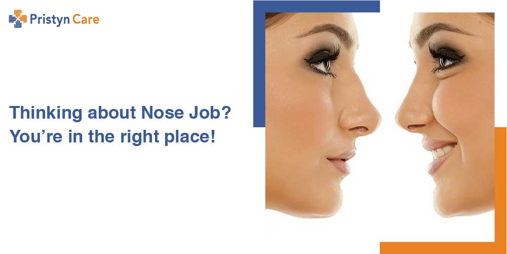 Thinking about Nose Job? You're in the right place!