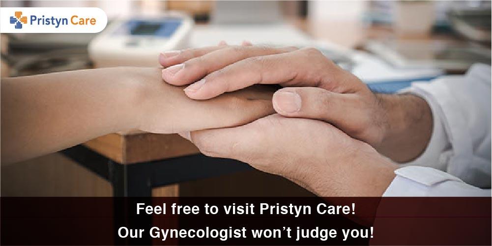 Pristyn Care Gynecologist