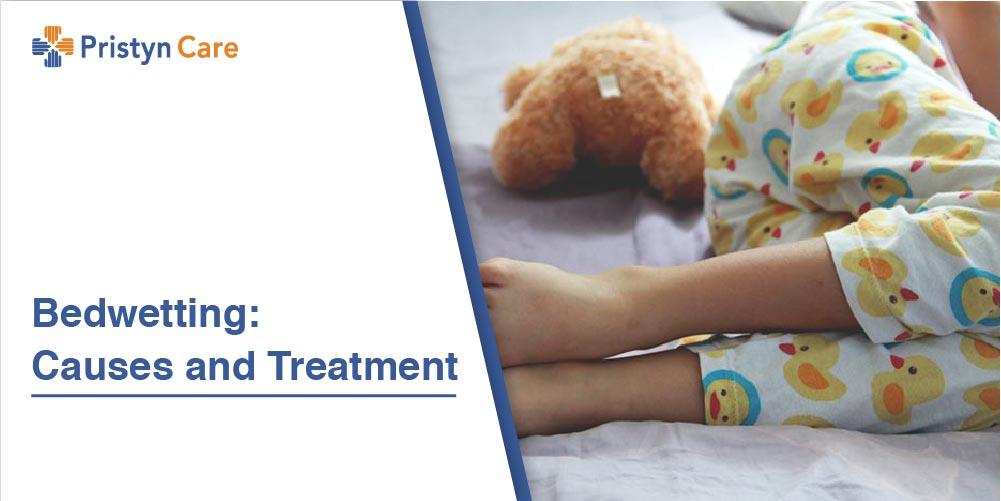 Bed wetting in children treatment