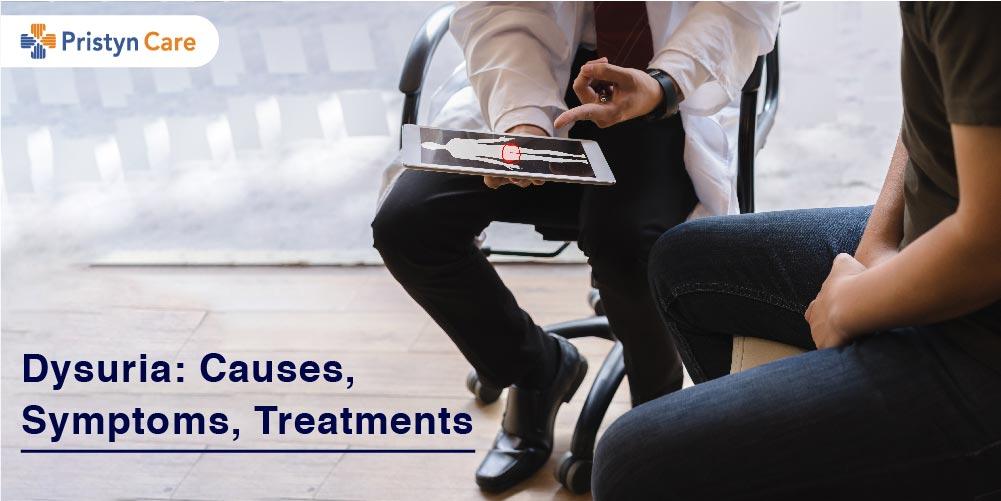 Disurya causes and symptoms