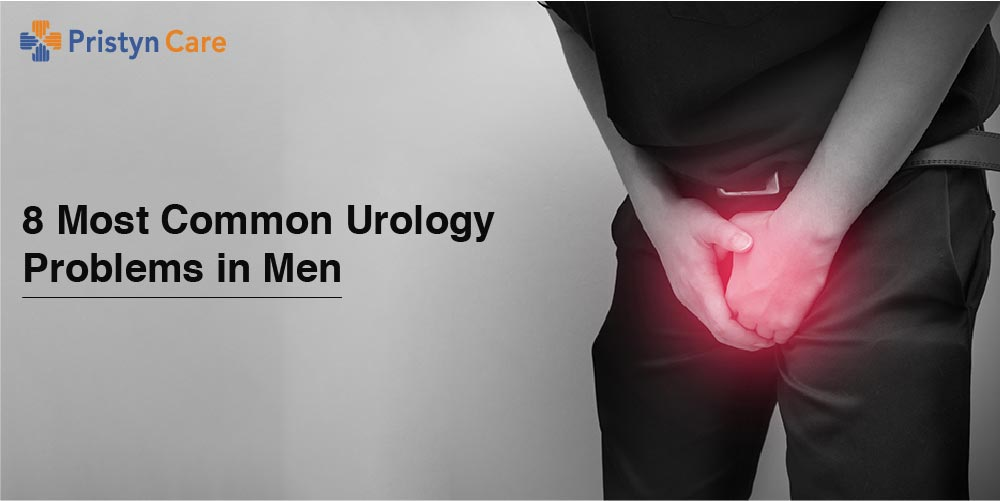 Common Urology Problems in Men