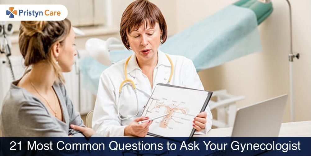 21 Most Common Questions to Ask Your Gynecologist