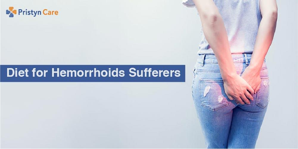 Diet for Hemorrhoids Sufferers