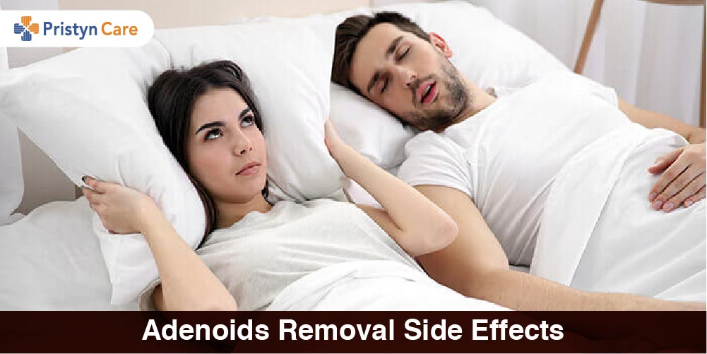 Adenoids Removal Side Effects