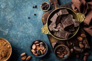 Dark Chocolate - treat erectile dysfunction