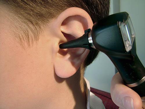 Ear Drainage and its fix