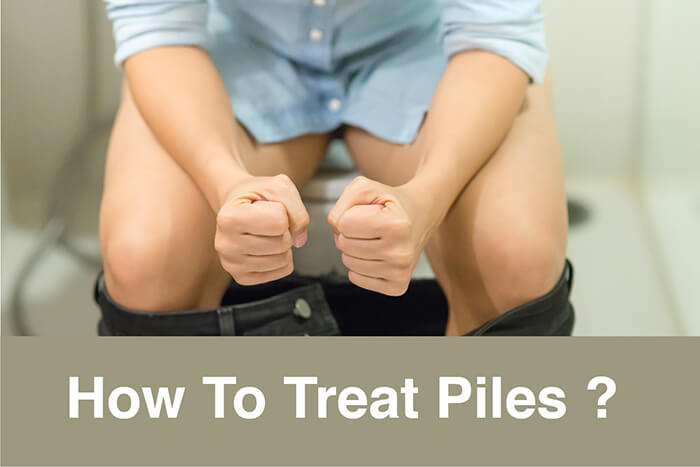 How to treat piles