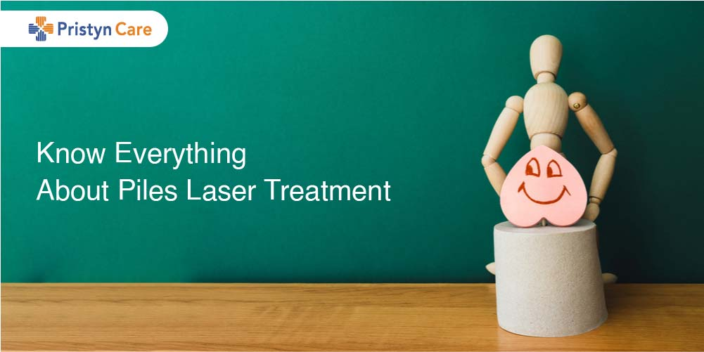 Know everything about piles laser surgery