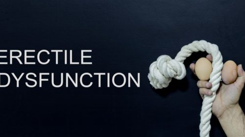 Things every man needs to know about Erectile Dysfunction!