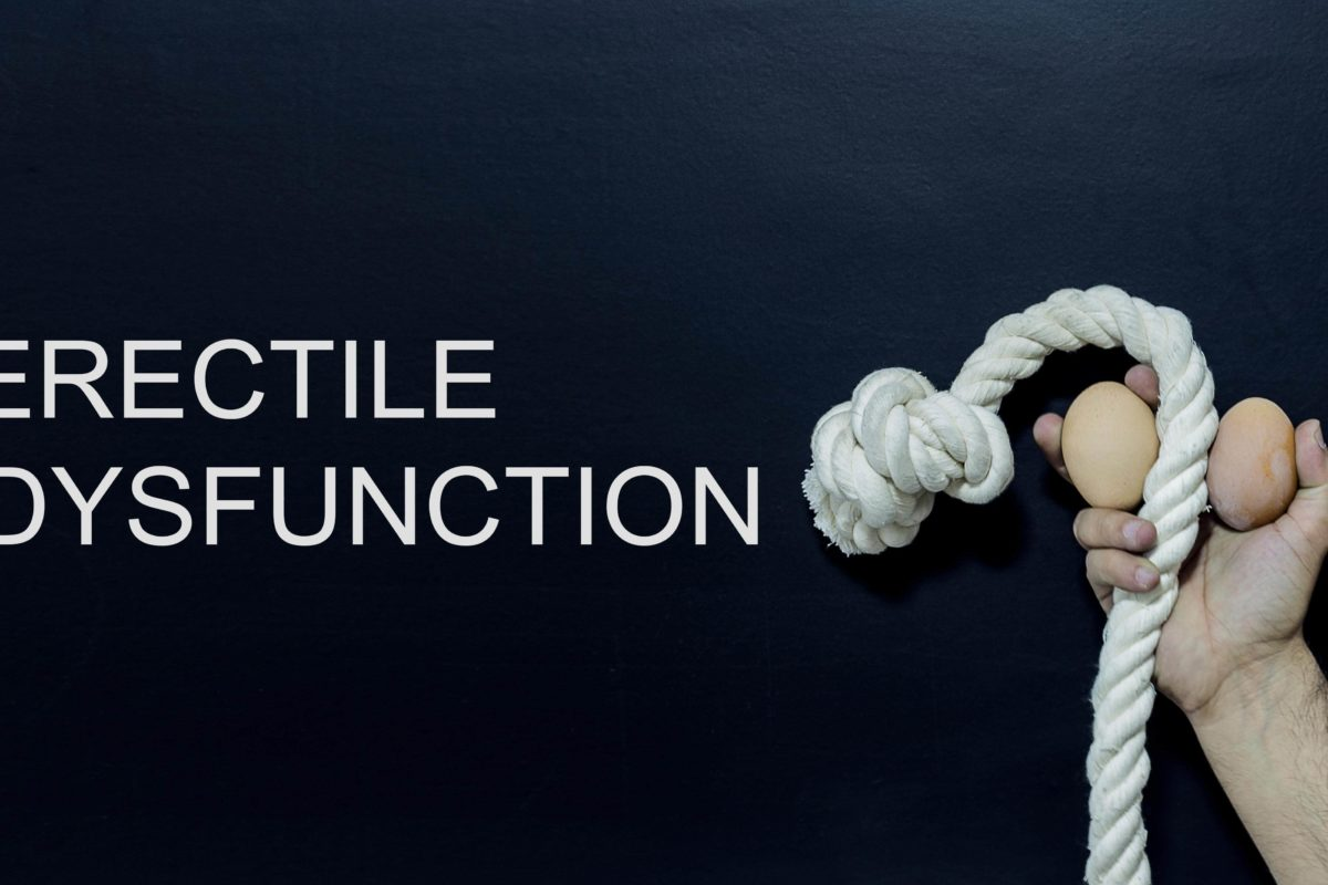 Things every man needs to know about Erectile Dysfunction