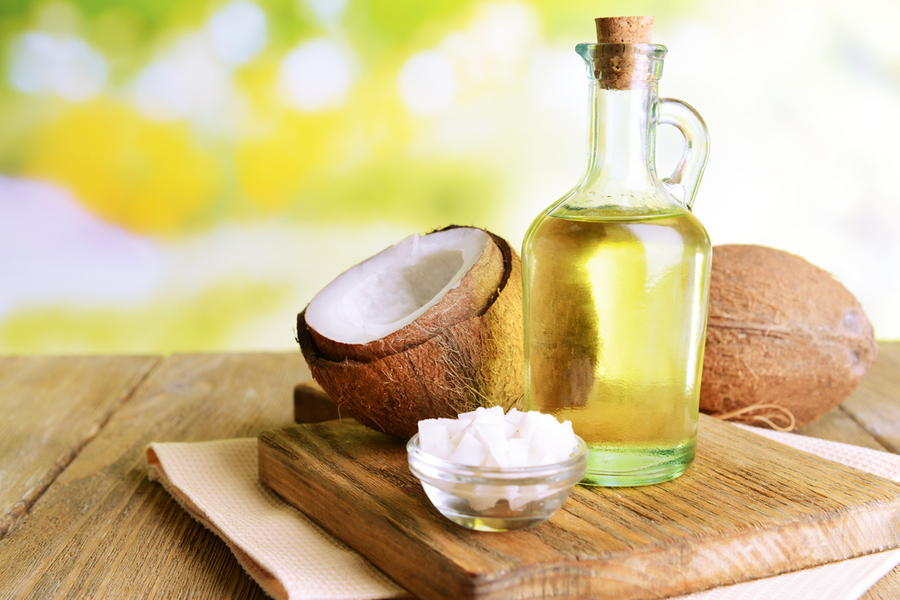 coconut oil for piles