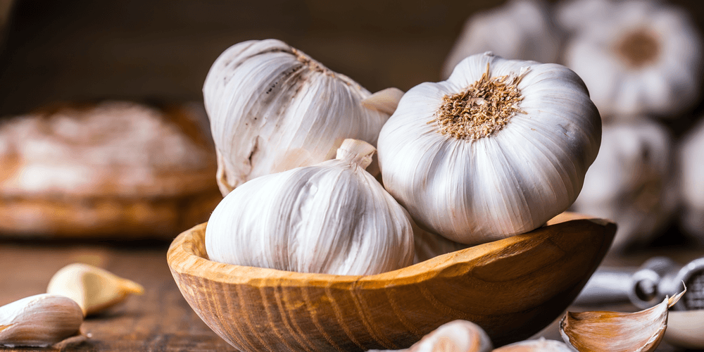 cure piles at home with Garlic