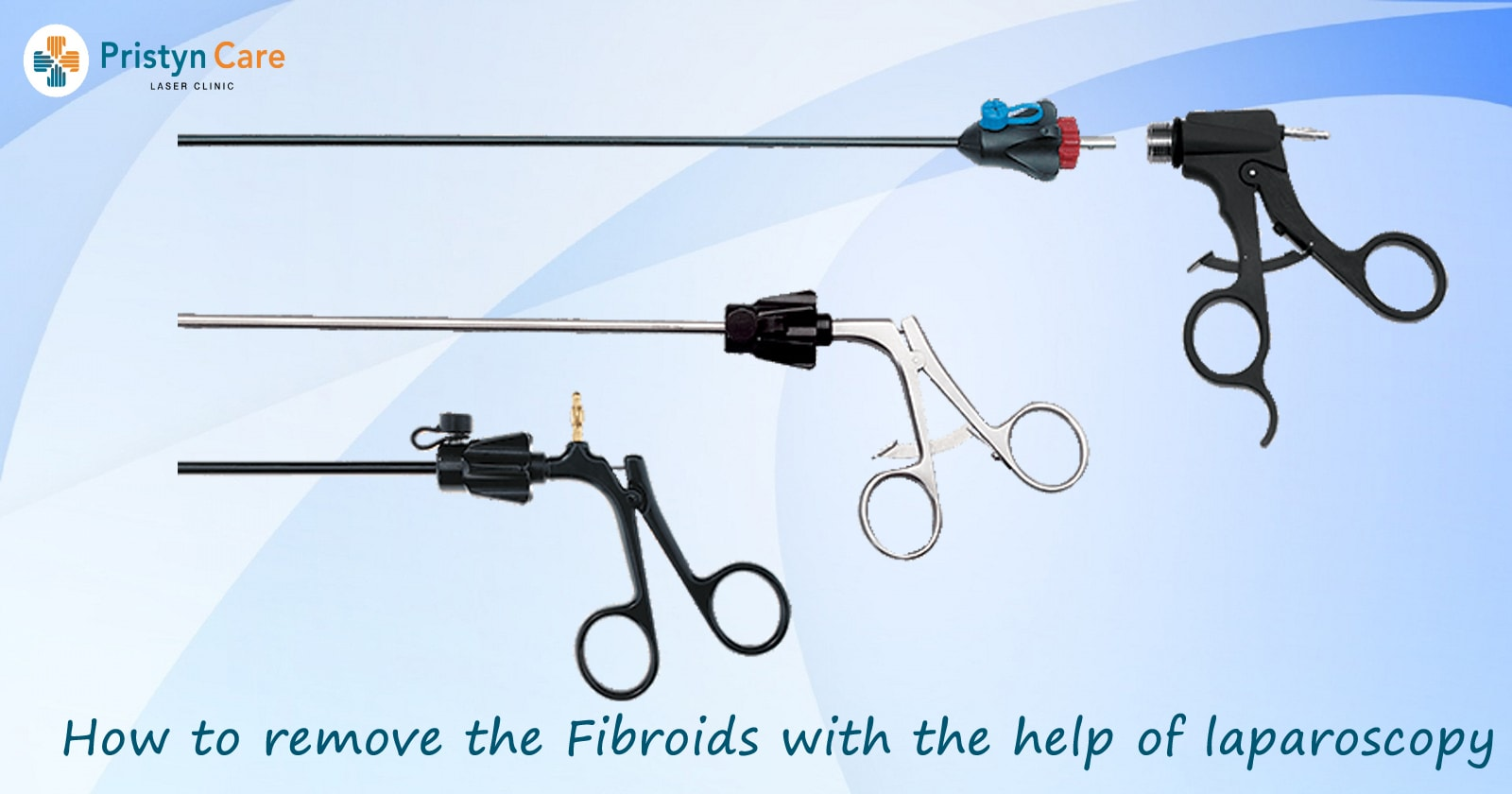 How to remove the Fibroids with the help of laparoscopy
