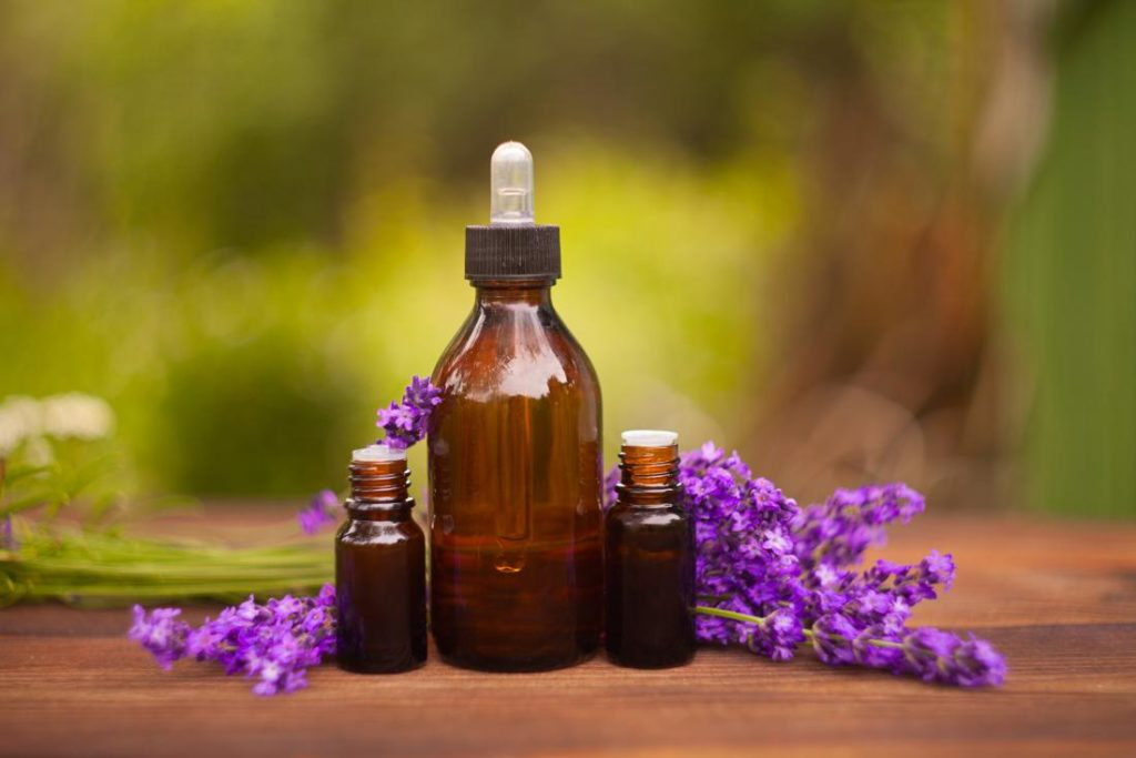 essential oils for spider veins