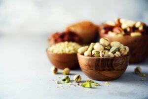 pistachios - treat erectile dysfunction