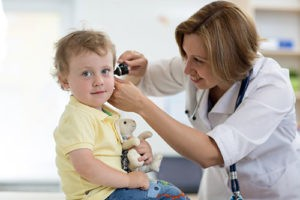 Advanced treatment of middle ear infections