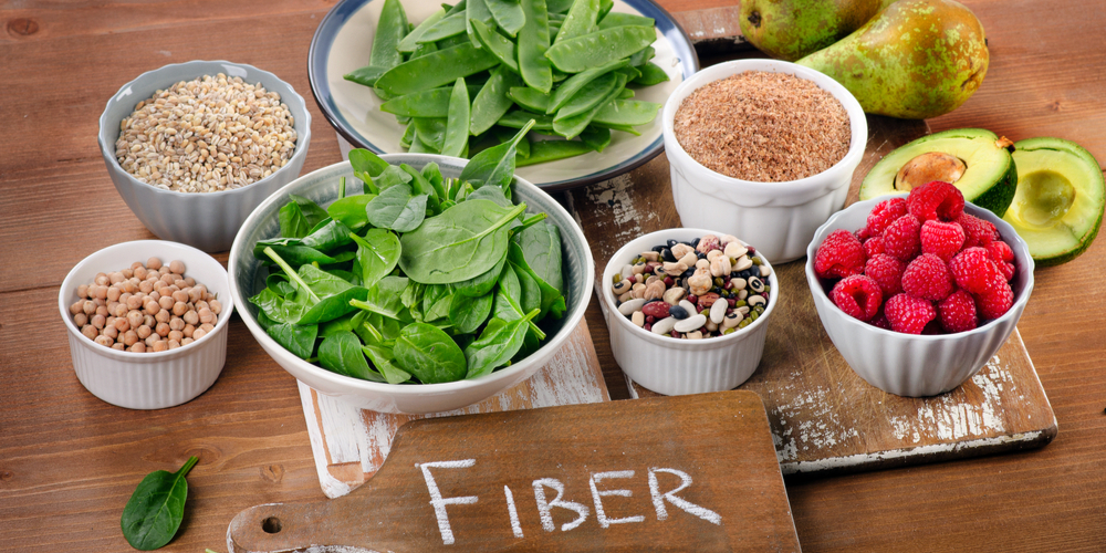 Increase fibre in your diet
