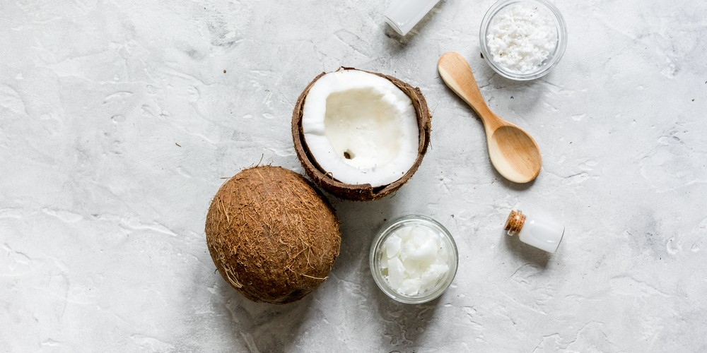Cure piles at home with coconut oil