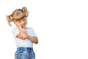 Indications of ear infections in kids