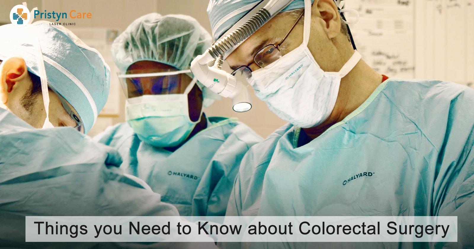 colorectal surgery