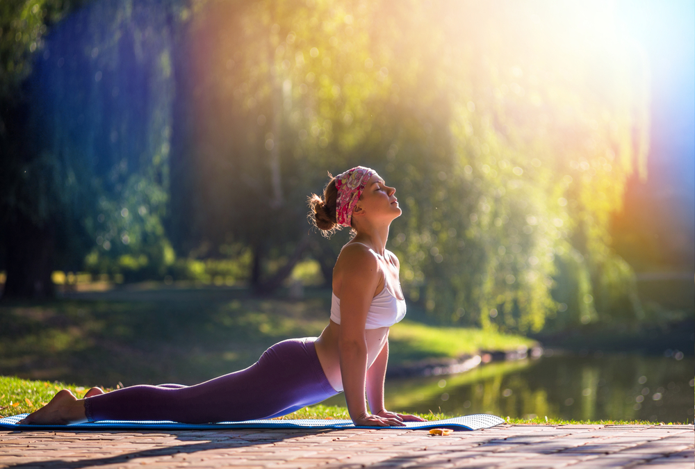 yoga for varicose veins
