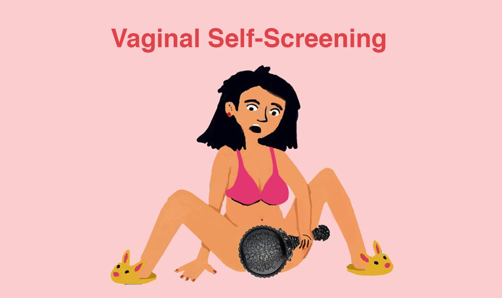 Vaginal Self-Screening Exam