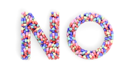Say no to antibiotics