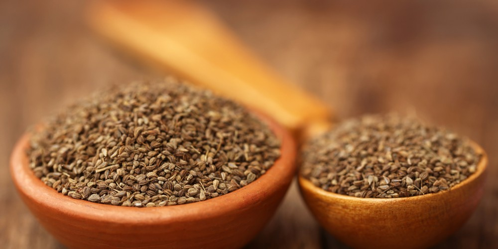 ajwain - best home remedy for gas