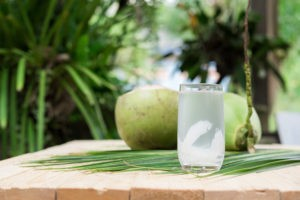 Coconut water - home remedy for loose motion