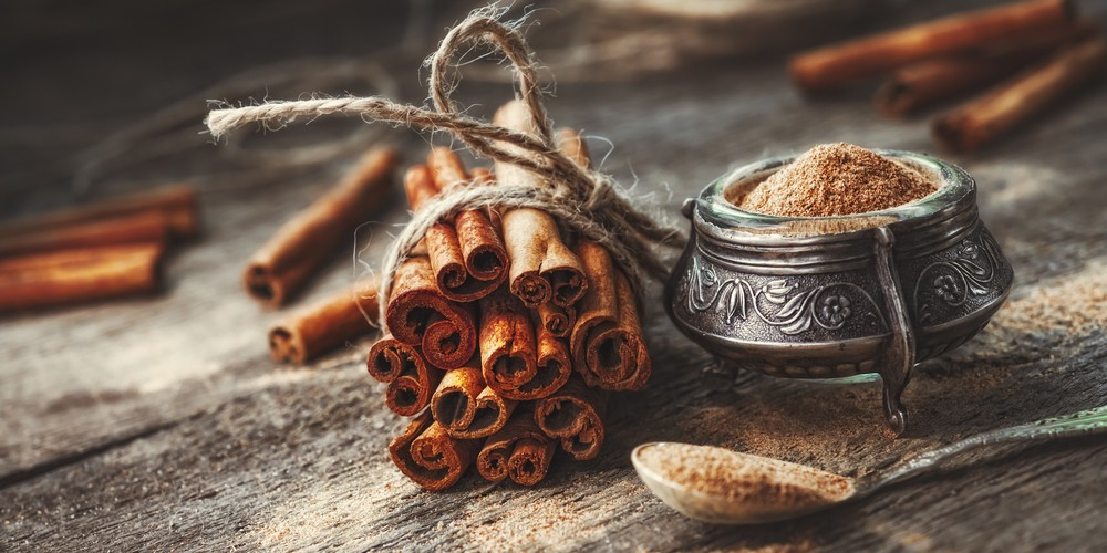 Cinnamon - home remedy for gas