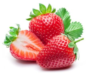 Strawberry for loose motion