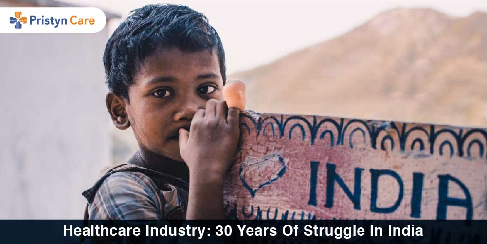 Healthcare Industry: 30 Years Of Struggle In India