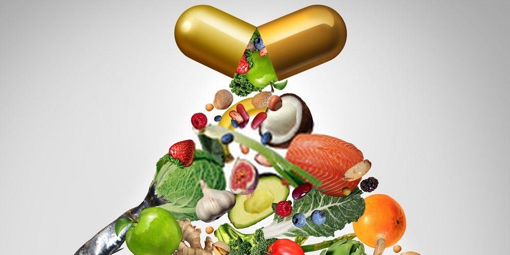 Count Nutrients Not Calories