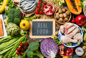 Eat foods in their whole, unprocessed state - Pristyn Care