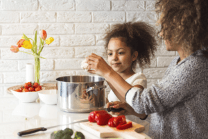 Eat home-cooked meals - Pristyn Care