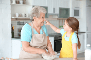 Grandmothers hold a lot of wisdom - Pristyn Care