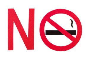 No Smoking -Pristyn Care