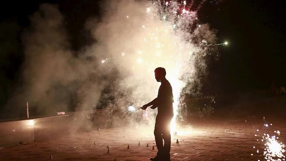Open space for crackers