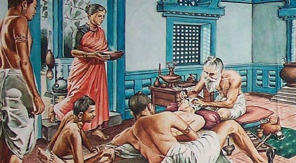 Shalya tantra surgery