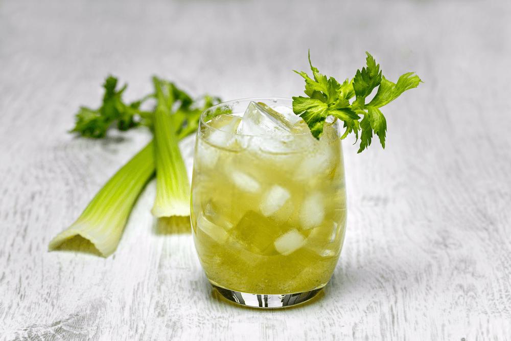 celery water