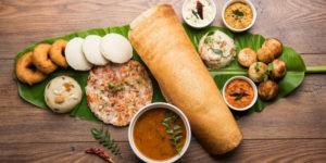 heavy indian breakfast