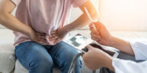 medical examination for hernia