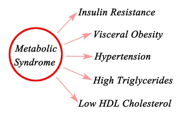 processed foods lead to metabolic syndrome